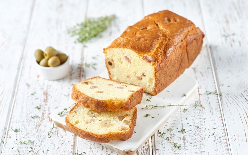 Savoury Mortadella Cake