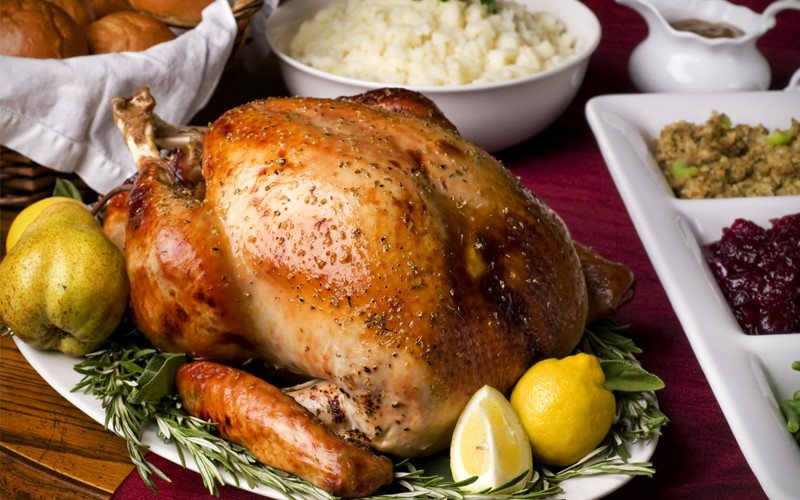 Thanksgiving Turkey Stuffing