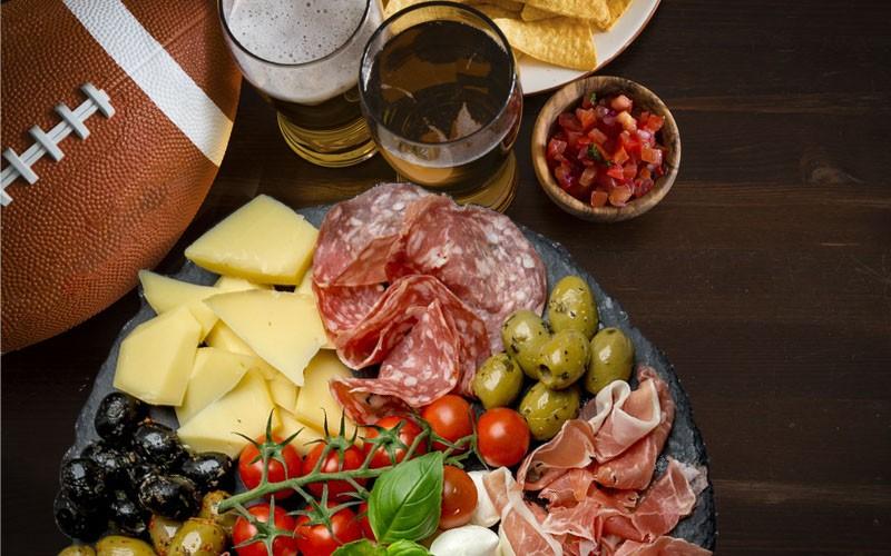 Celebrating Super Bowl, Italian Style