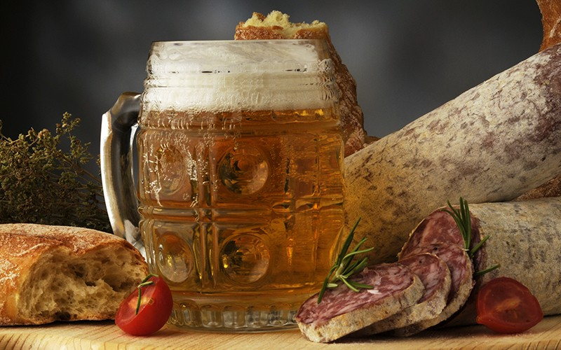Beer and Cold Cut Pairings