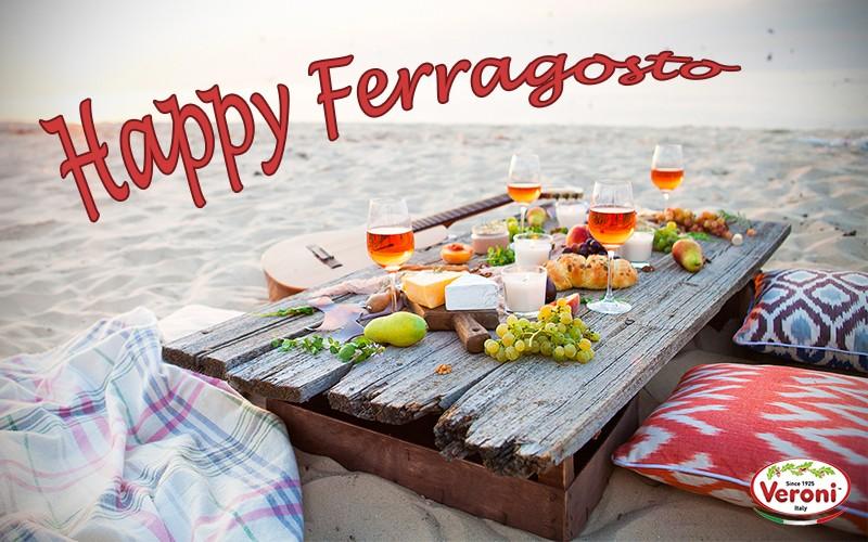 The Celebration of Ferragosto in Italy