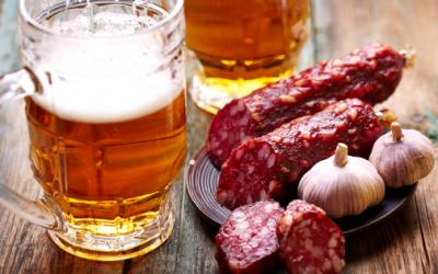 Beer and salami pairings