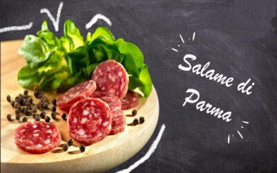 Get to know our salame di Parma