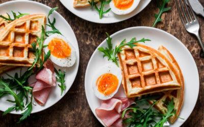 The benefits of salty breakfast