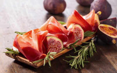 Fruit and cold cuts? The perfect match