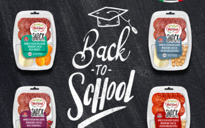 Veroni snacks for back to school: mom approved!